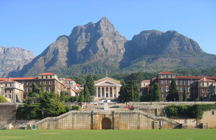 University of Cape Town UCT_Upper_Campus_landscape_view
